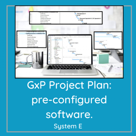 GxP software System E
